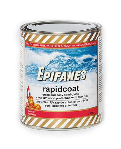 Epifanes Rapidcoat (poznat kao «uradi sam» lak sa pigmentom) -1